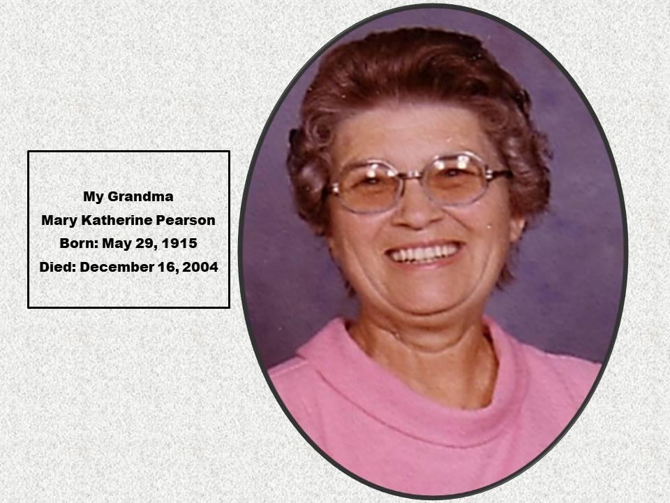 Grandma Pearson
